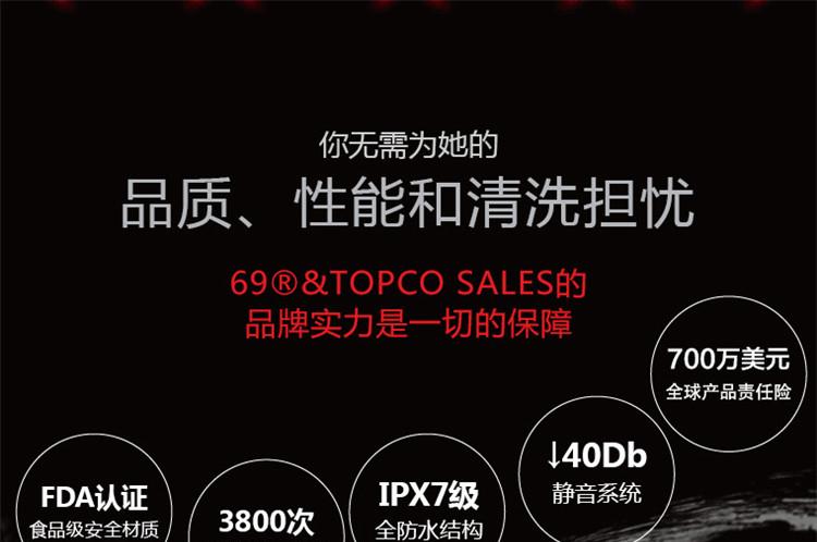 美国TOPCO-智能电臀3D大屁股阴臀倒模 高配版(带震动)